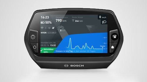 3ded2f2e6a8 Nyon: the on-board computer with navigation for eBikes - Bosch eBike ...