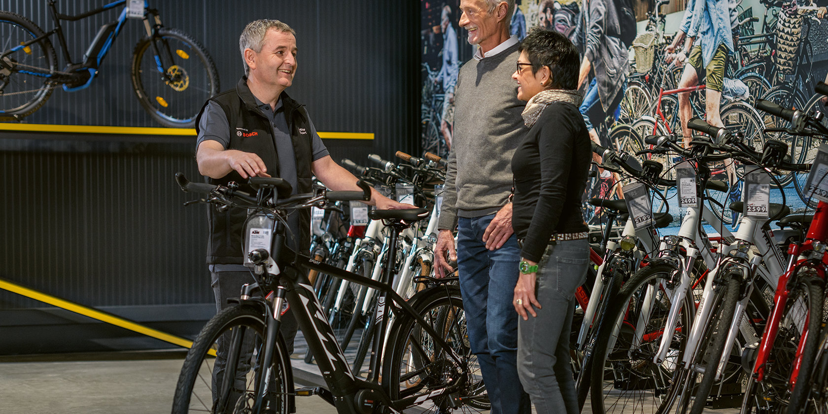 The Bosch eBike Dealer Service