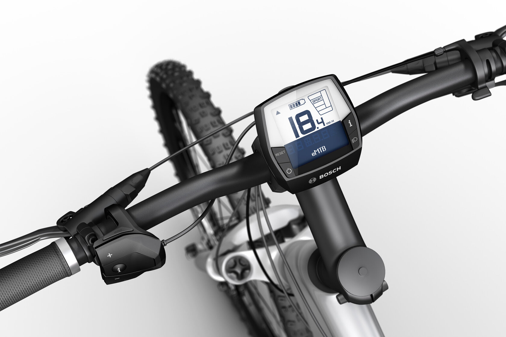 Bosch Electric Bike Removable LCD Display Mount Cover Intuvia Nyon E-Bike
